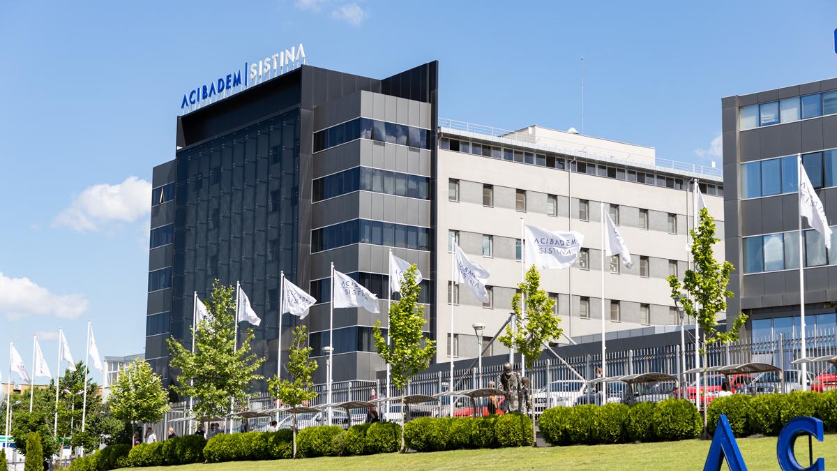 AcibademSistina Hospital web