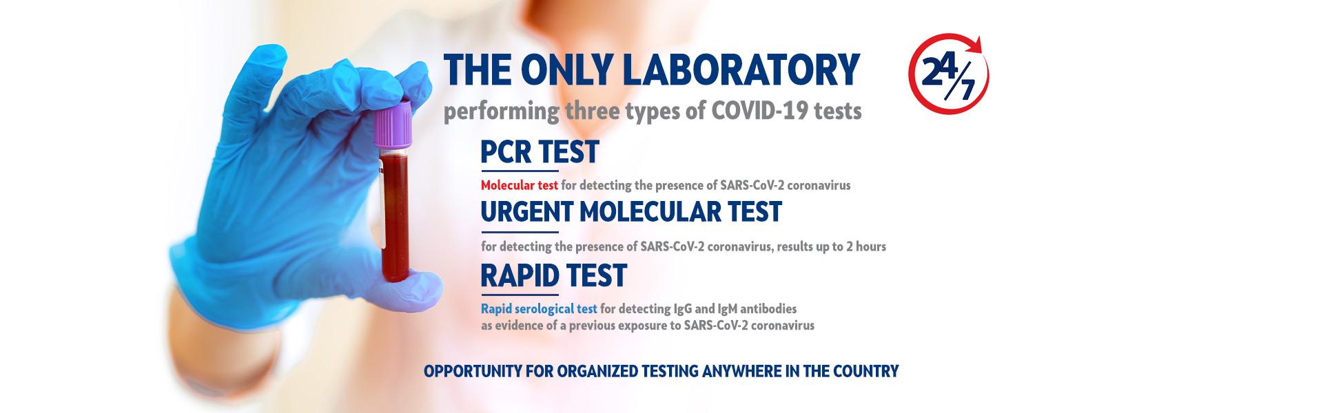 Lab Testovi webbaner en