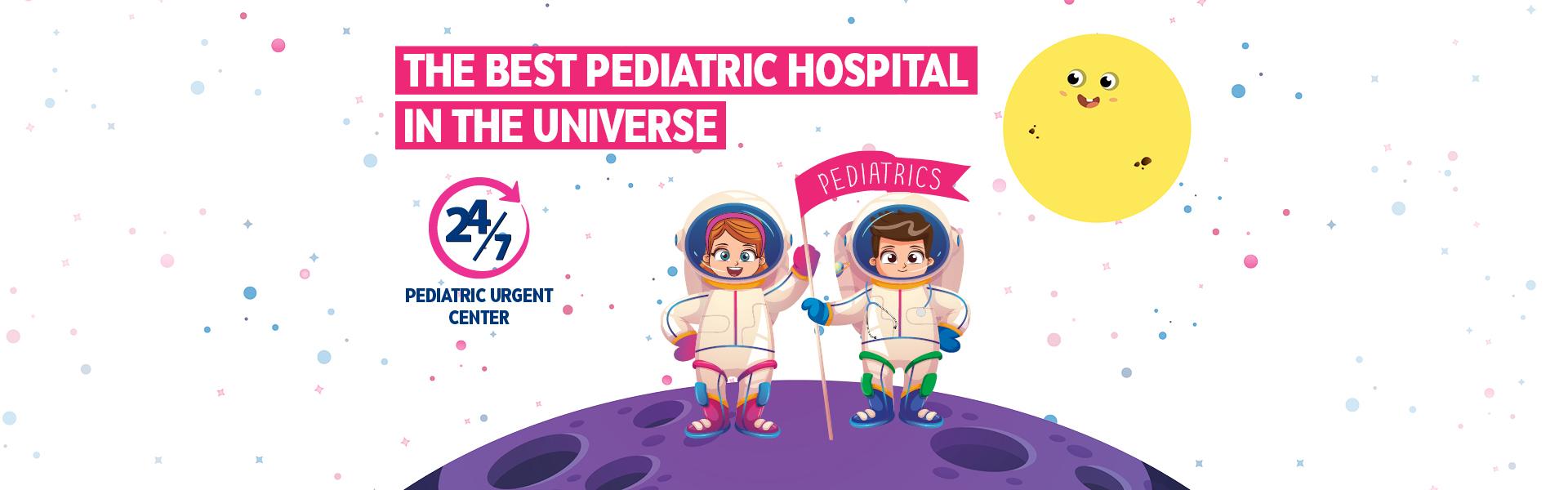 Pediatrija webbaner